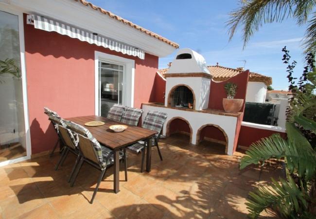 Вилла на Майами Плайя / Miami Playa - HARLEY Gran villa piscina privada y Wifi gratis