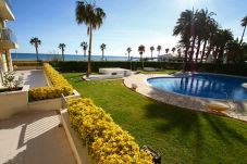 Апартаменты на Миами Плайя - FLAM115 Bajo 1ª línea, piscina, Wifi gratis