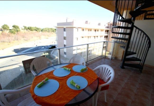 Апартаменты на Hospitalet de L´Infant - OLIVERAS IVB Apartamento, piscina, Wifi gratis