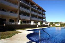 Апартаменты на Оспиталет дель Инфант - OLIVERAS IVB Apartamento, piscina, Wifi gratis