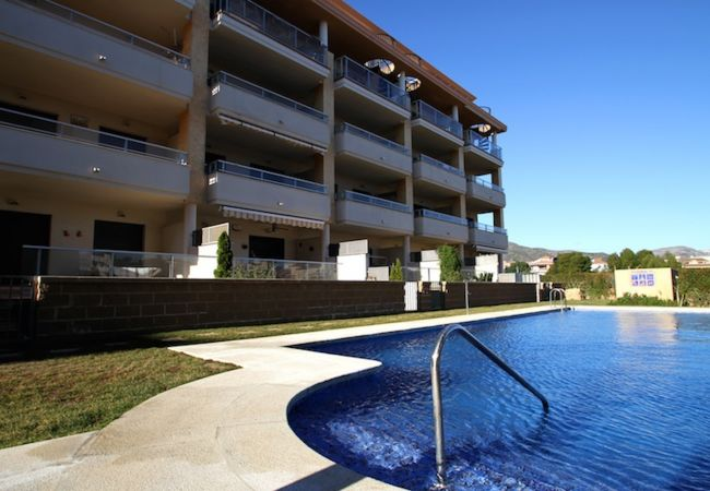 Апартаменты на Hospitalet de L´Infant - OLIVERAS IVC Apartamento, piscina, Wifi gratis
