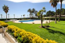 Апартаменты на Миами Плайя - FLAM114 Planta baja 1ª linea, piscina, Wifi gratis