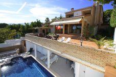 Вилла на Миами Плайя - HANRI Villa piscina privada vista mar Wifi gratis
