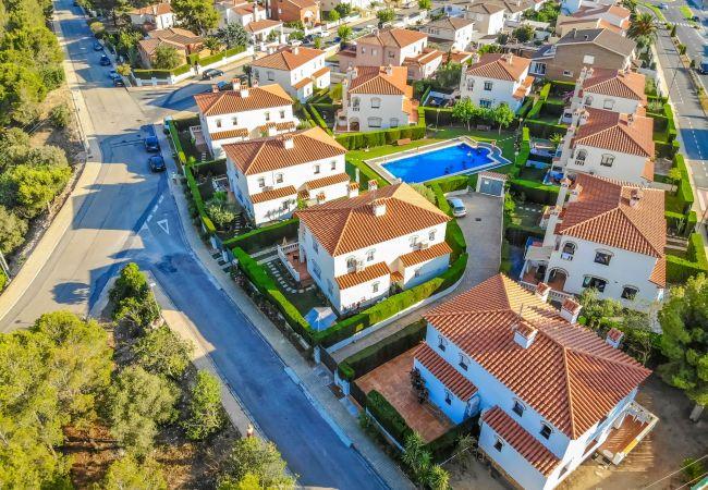 Дом на Miami Playa - MASIA2 adosado jardín privado, BBQ y piscina