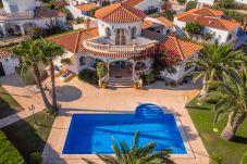 Вилла на Миами Плайя - LIDIA Villa piscina privada, jardín, Wifi gratis