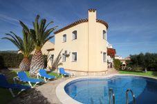 Вилла на Миами Плайя - COSTA Villa piscina, jardín, BBQ, Wifi gratis