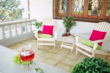 Вилла на Миами Плайя - FIGUERA villa 4 dormitorios jardín WiFi gratis