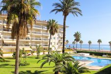 Апартаменты на Миами Плайя - FLAM202 1ª linea playa, piscina, Wifi gratis