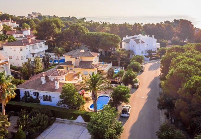 Вилла на Miami Playa - CORAL Villa piscina privada, jardín, Wifi gratis