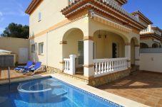 Вилла на Миами Плайя - LISA con piscina privada y jardín