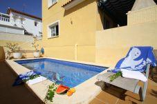 Вилла на Миами Плайя - TINA villa adosada con piscina privada